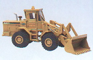 ROSSI wheel loader 1600B