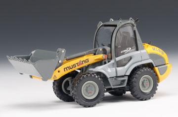 MUSTANG Radlader ML68 AWS