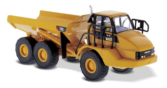 CAT Dumper 725D