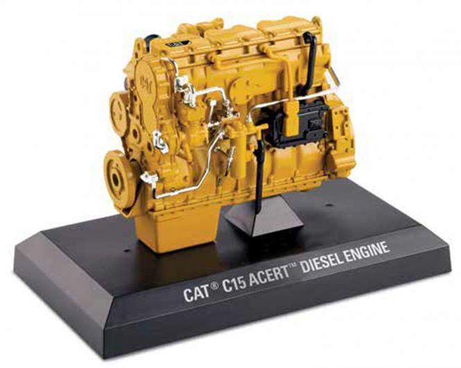 CAT Dieselmotor C15 ACERT