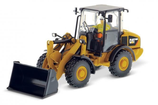 CAT Compact Wheel Loader 906H