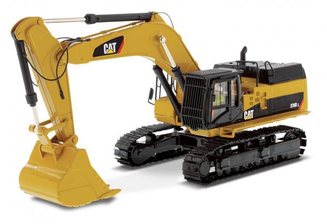 CAT Hydraulic Excavator 374D L