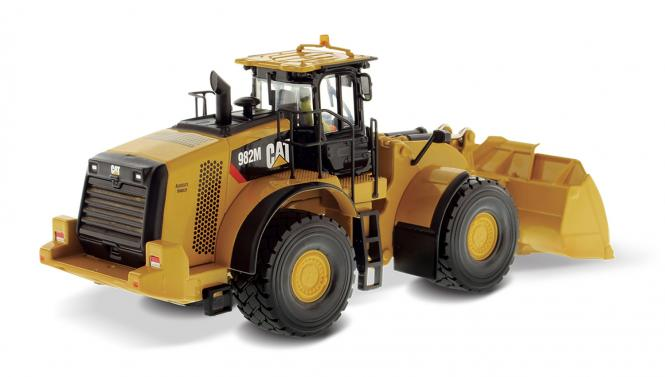 CAT Radlader 982M