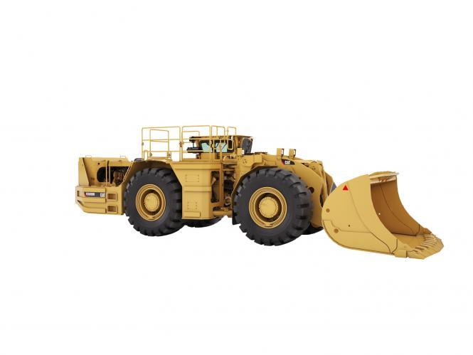 CAT Underground Wheel Loader R3000H