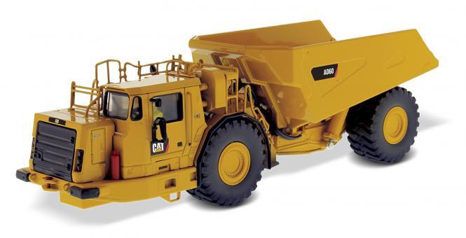 CAT Tunnel-Dumper AD60