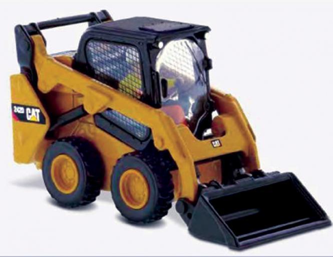 CAT Minilader 242D