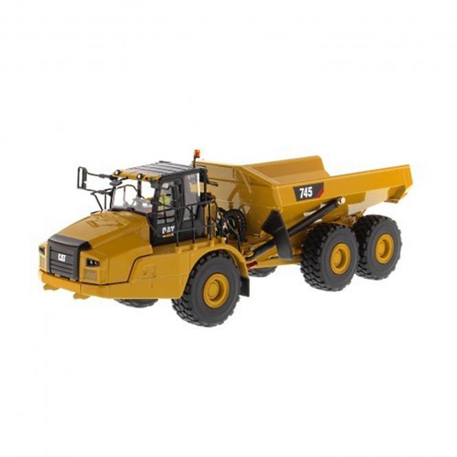 CAT Dumper 745