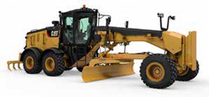 CAT Motor Grader 14M3