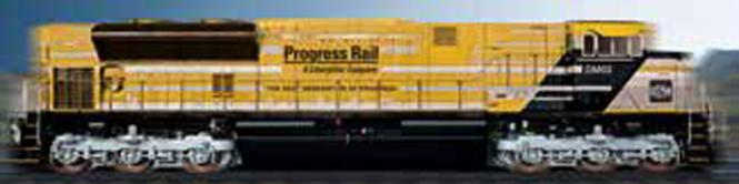 EMD Locomotive SD70ACe-T4, yellow/black