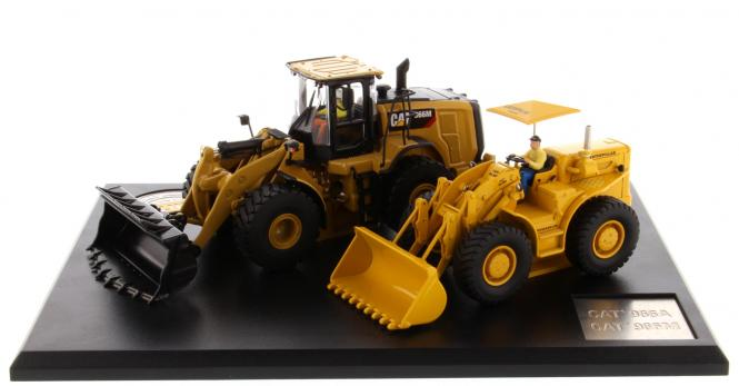 CAT Wheel Loader Evolution Series 966A + 966M