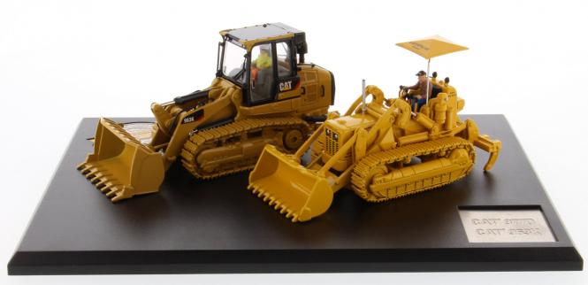 CAT Kettenlader Evolution Series 963K + 977D