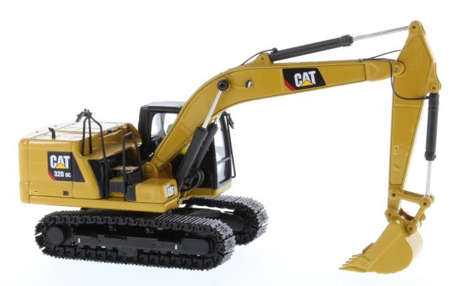 CAT Hydraulic Bagger 320GC
