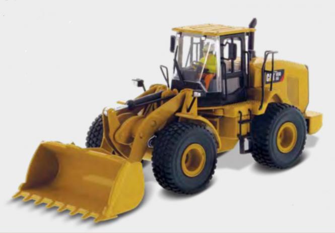 CAT Radlader 960GC