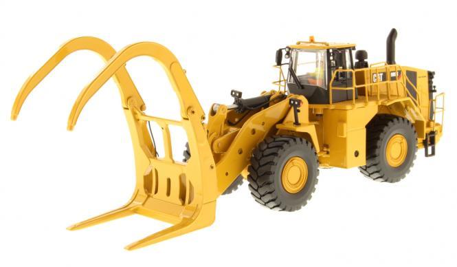 CAT Forst-Radlader 988K