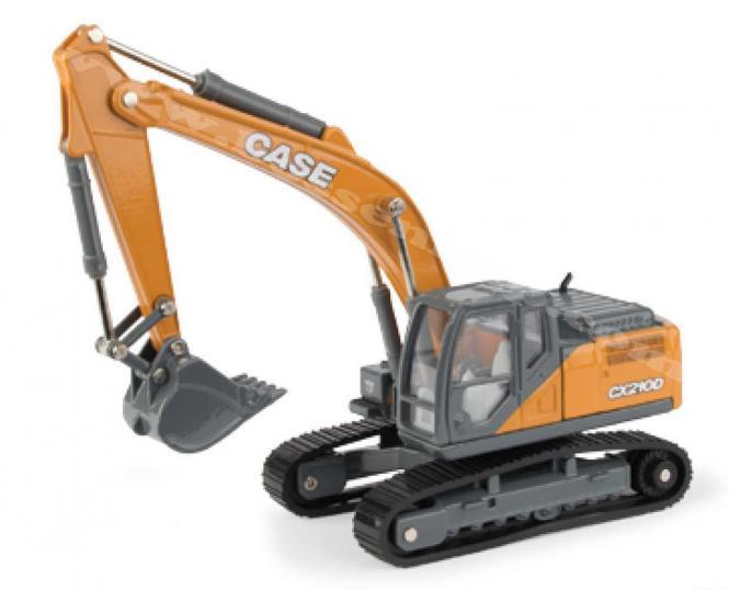 CASE Bagger CX210D