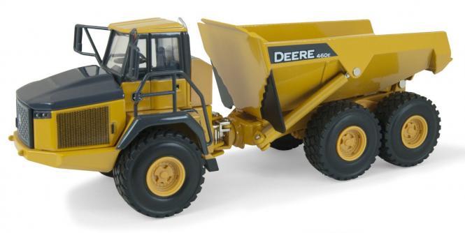 JOHN DEERE Dumper 460E
