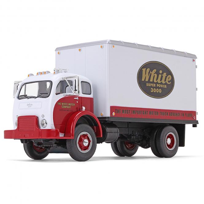 """WHITE 3000 COE Lieferwagen von 1953 """"White Super Power 3000"""""""