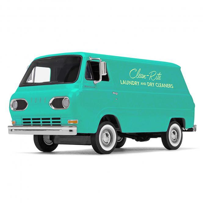 """FORD Econoline Van von 1960 """"Clean-Rite"""""""