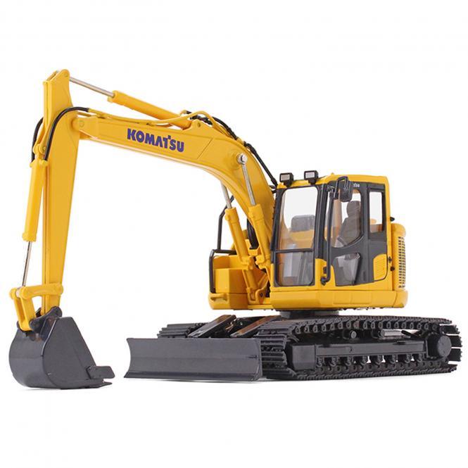 KOMATSU Short-Radius-Excavator PC138US LC-11