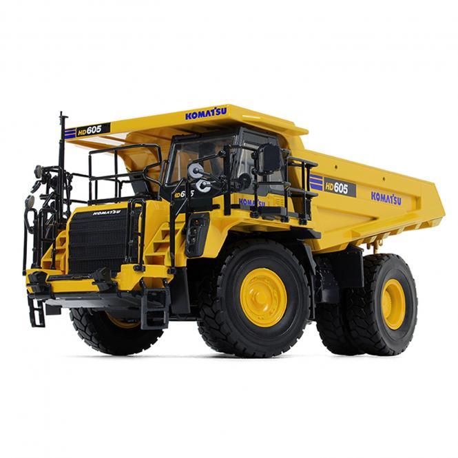 KOMATSU Dump Truck HD605-8