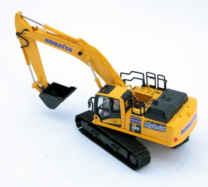 Komatsu Excavator HB365LC-3