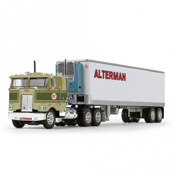 "PETERBILT 352 mit Kühlauflieger ""ATL Altermann"""