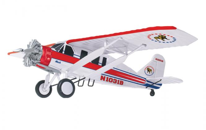 "BELLANCA Skyrocket ""Bulldog Airlines"""