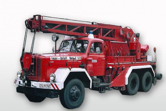 "MAGIRUS Uranus 6x6 mit Bergekran ""Feuerwehr Osnabrück"""