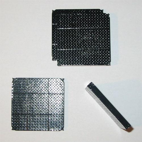 Bodenplatte 2,5 x 2,5 m