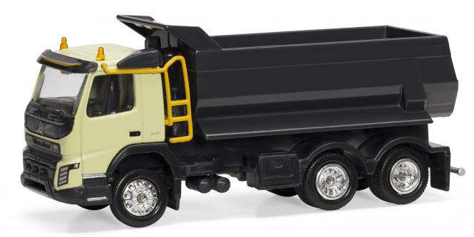 VOLVO FMX 3axle Dump Truck