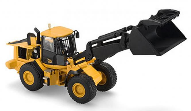 JCB wheel loader 456 Wastemaster