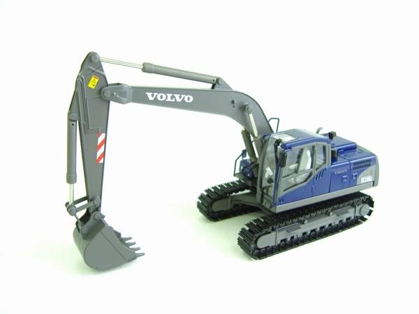 VOLVO excavator EC210C LC blue