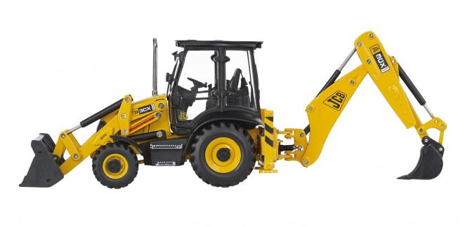 JCB Radlader 3CX (Contractor)