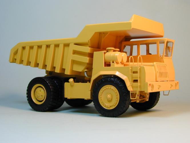 FAUN Muldenkipper K40/40VM
