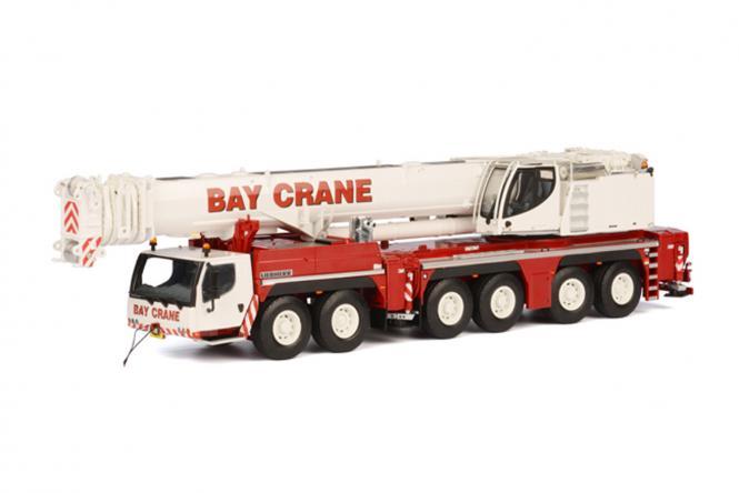 """LIEBHERR 6-achs Autokran LTM1350-6.1 """"Bay Crane"""""""