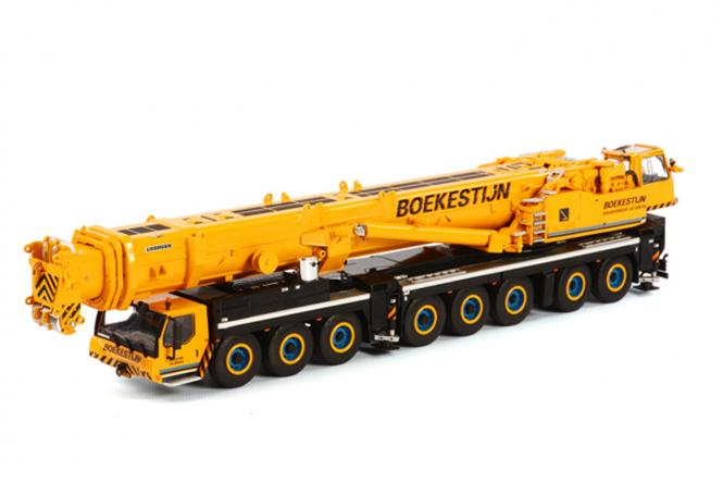 "LIEBHERR 8-achs Autokran LTM1500-8.1 ""Boekestijn"""