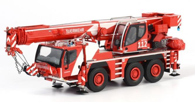 """LIEBHERR 3axls mobile crane LTM 1050 3.1 """"Feuerwehr"""""""