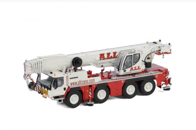 "LIEBHERR 5achs Autokran LTM1090-4.2 ""All Crane"""