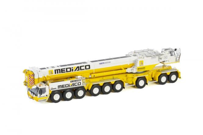"LIEBHERR 9achs Autokran LTM1750-9.1 ""Mediaco"""