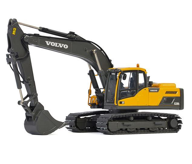 VOLVO Bagger EC220D
