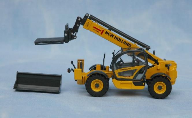 NEW HOLLAND Telehandler LM1745 Turbo