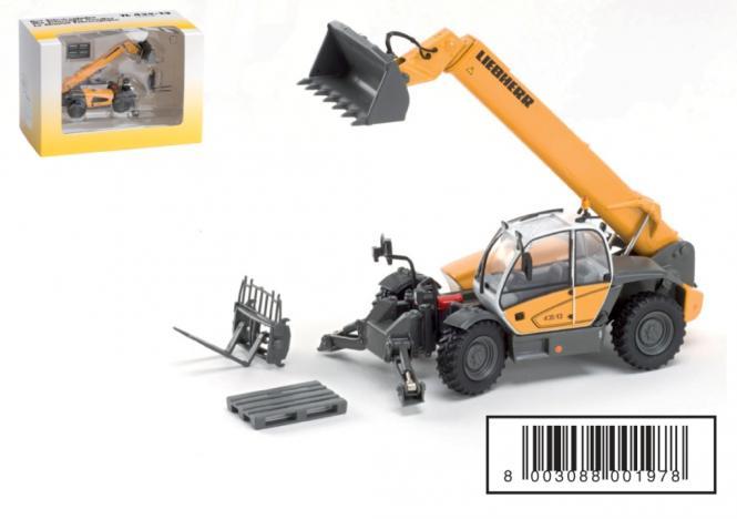 LIEBHERR Telehandler TL435-13
