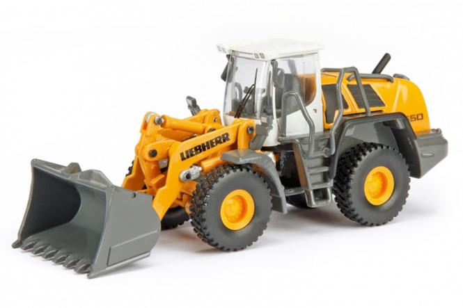 LIEBHERR Wheel loader 550 2plus2