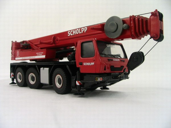 GROVE 3achs Autokran GMK 3055, ''SCHOLPP''