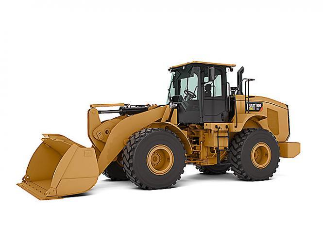 CAT Radlader 950 GC