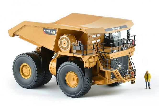 CAT Off-Highway-Dump-Truck MT4400D AC
