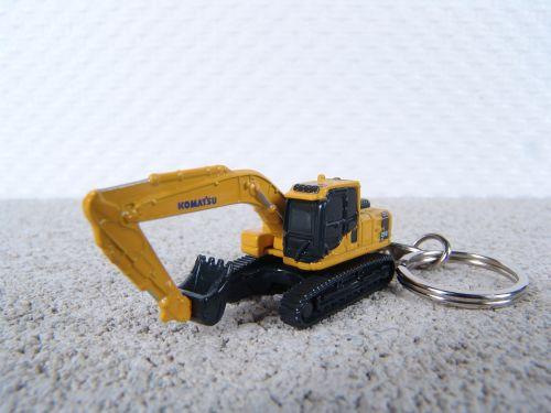 Keyring: KOMATSU excavator PC210-8