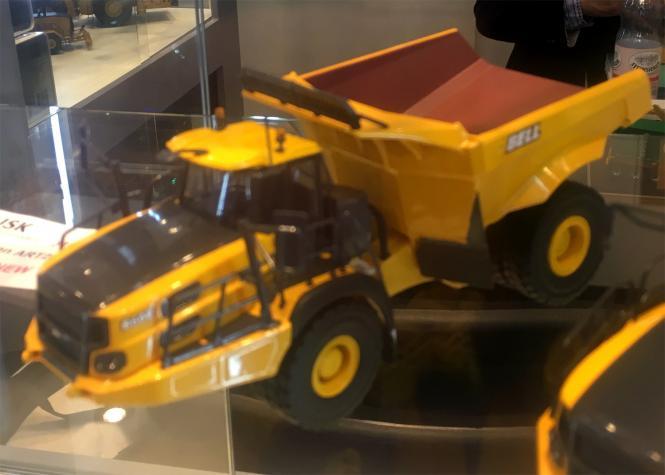Bell Articulated Truck B60E