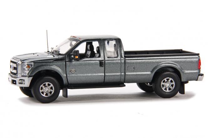 FORD Pick Up F250 XLT 8' Bett, grau