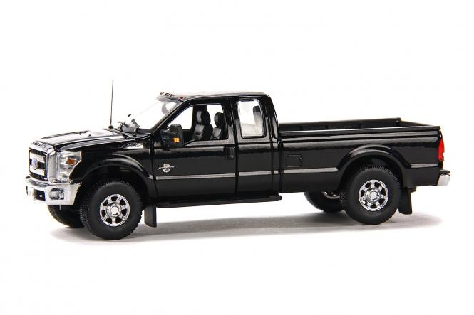 FORD Pick Up F250 XLT 8' Bett, schwarz